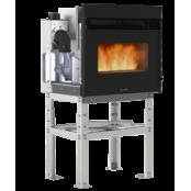 Камина за вграждане с топъл въздух RBV 708 / RBV 7008