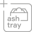 Ash tray 7,030.00лв